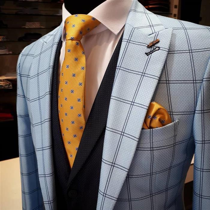 کراوات طرحدار