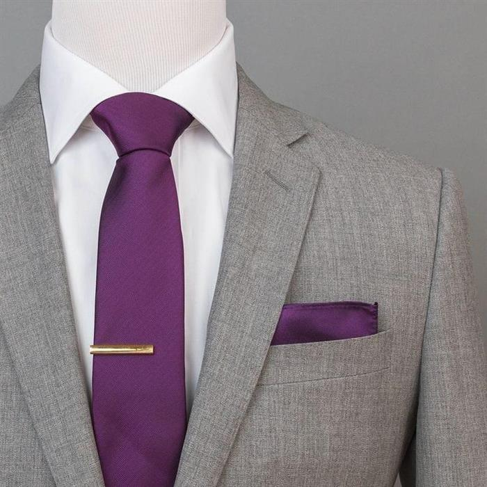 کراوات رنگی